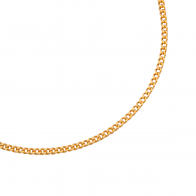 Anhängerkette Unisex in 750er Gold