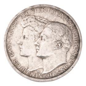 Silbermünze – Deutsches Reich 3 Mark