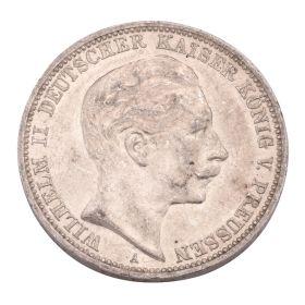 3 Mark Deutsches Reich – Kaiser König von Preussen